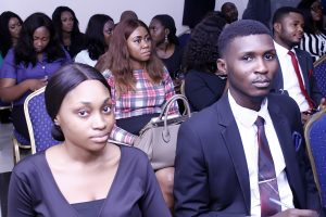 Legal counsels of Alliance Law Firm, Chisom & Doyin present during the event